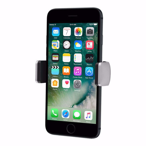Picture of Belkin Car Vent Mount For Smart Phone - Silver / Black