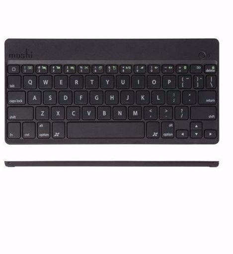 صورة موشي لوحة مفاتيح للآيباد برو 10.5 بوصة أمريكي - أسود
