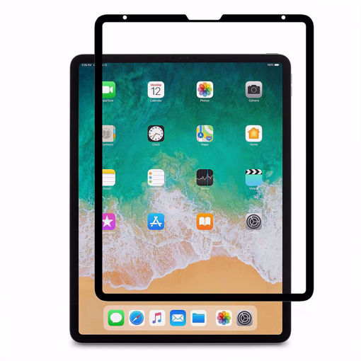 Picture of Moshi IVisor AG Screen Protector For iPad Pro 11Inch 3rd Gen - Black Clear Matte