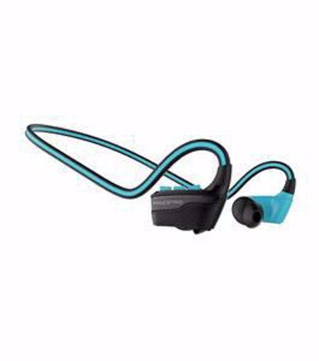 صورة مايسترو   سماعة أذن رياضية لاسلكية - أزرق