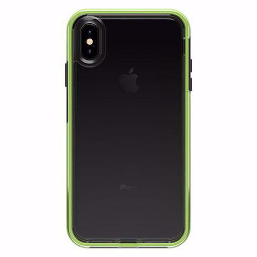 صورة لايف بروف كفر للأيفون 11 إكس إس ماكس - شفاف/أصفر