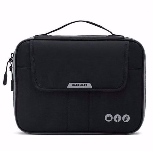 Picture of Bagsmart Venice Electronic Organizer - Black / Gray