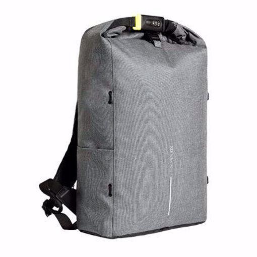 صورة إكس دي ديزاين بوبي أربن حقيبة ظهر ضد السرقة - رمادي