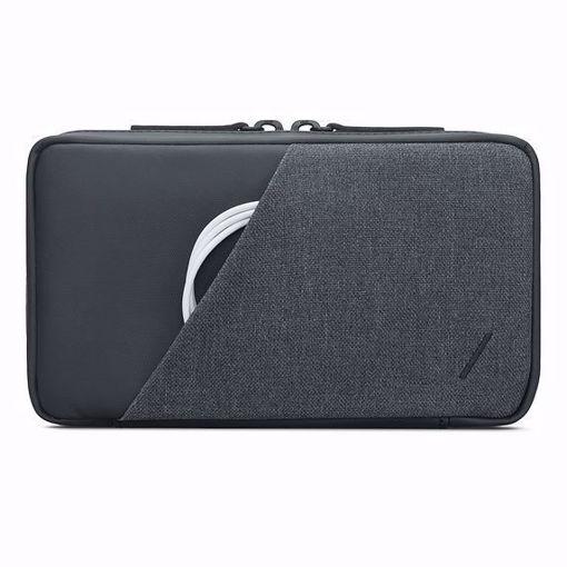 صورة نايتف يونيون حقيبة يد لتخزين و تنظيم الأدوات و الأكسسوارات - رمادي