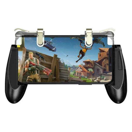 صورة قيم سير إف 2  يدة تحكم ألعاب للموبايل -اسود