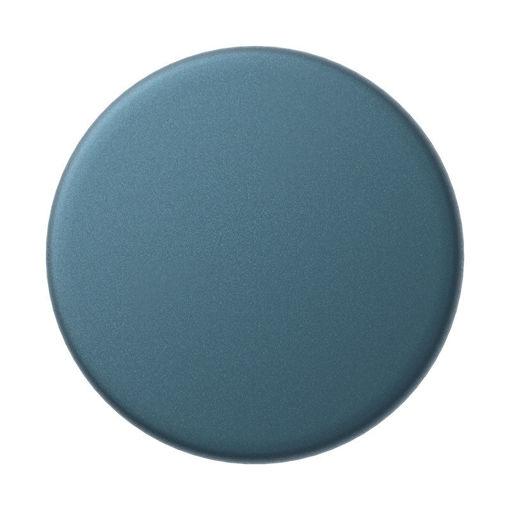 صورة بوب سوكيت   بوب جريب مسكة للموبايل - ألومنيوم أزرق