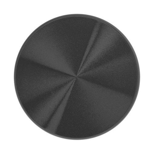صورة بوب سوكيت  بوب جريب مسكة للموبايل - ألومنيوم أسود