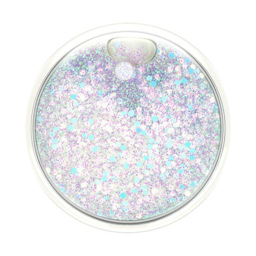 Picture of Popsockets Popgrip - Tidepool Halo White