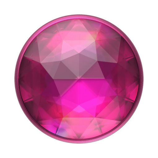 Picture of Popsockets Popgrip - Disco Crystal Plum Berry