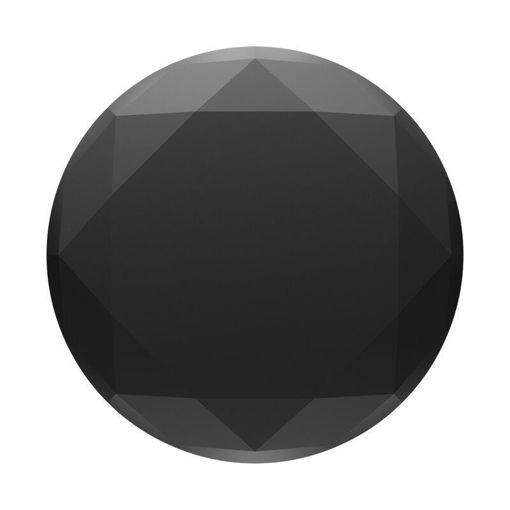 صورة بوب سوكيت بوب جريب مسكة للموبايل - دايموند أسود
