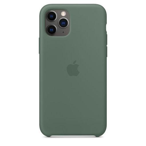 صورة أبل كفر سيليكون للأيفون 11 برو - أخضر