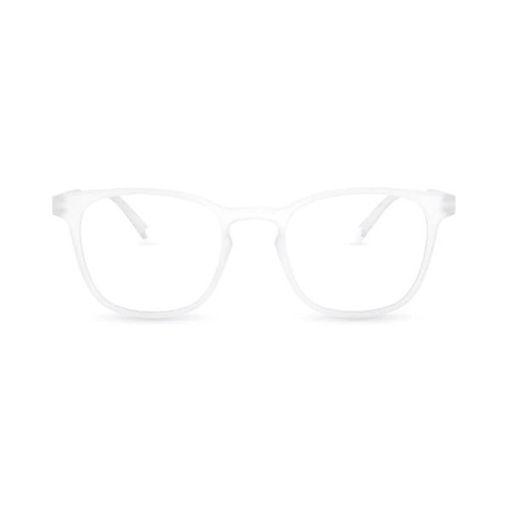 صورة بارنر دالستون  نظارة حماية من الأشعة الزرقاء - أبيض