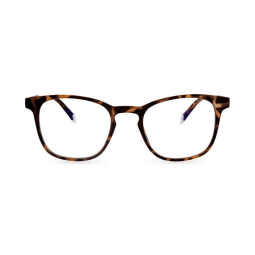 صورة بارنر دالستون  نظارة حماية من الأشعة الزرقاء - بني
