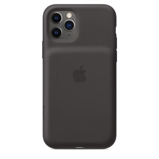صورة أبل كفر بطاريه للأيفون 11 برو  - أسود