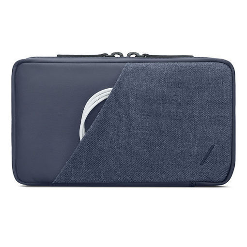 صورة نايتف يونيون حقيبة يد لتخزين و تنظيم الأدوات و الأكسسوارات - أزرق