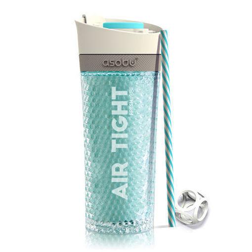 صورة أسوبو أسوبو كوب لحفظ المياه والمشروبات باردة - أزرق