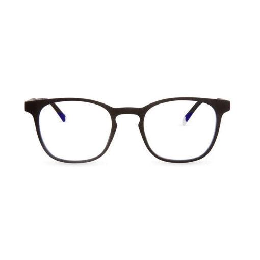 صورة بارنر دالستون  نظارة حماية من الأشعة الزرقاء - أسود