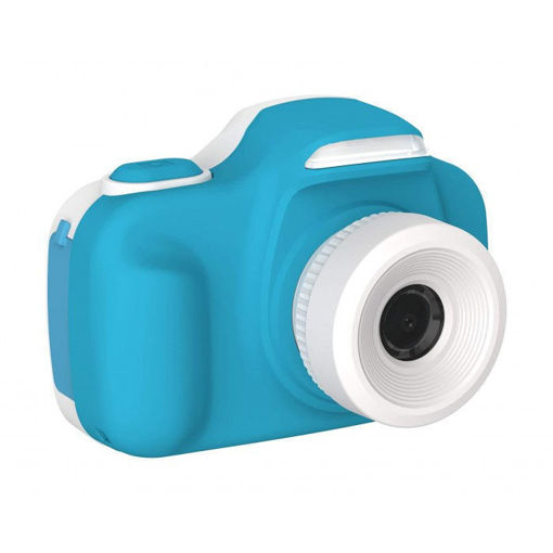 صورة ماي فيرست كاميرا 3 – 16 ميجابكسل ميني مع عدسة السيلفي الاضافية - أزرق