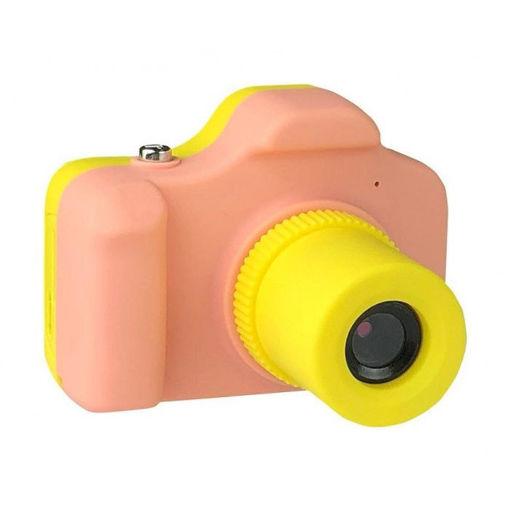 صورة كاميرا ماي فيرست الرقمية 5 ميجابكسل للأطفال - وردي