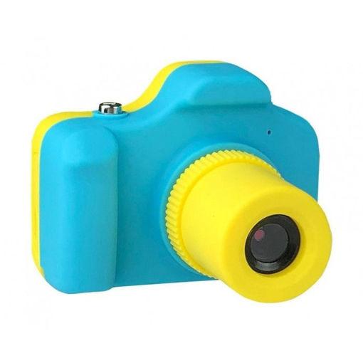 صورة ماي فيرست كاميرا الرقمية 5 ميجابكسل للأطفال - أزرق