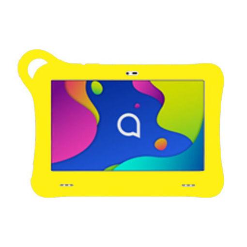صورة ألكاتل جهاز لوحي للأطفال 7 بوصة واي فاي 16 جيجا بايت أندرويد - أصفر