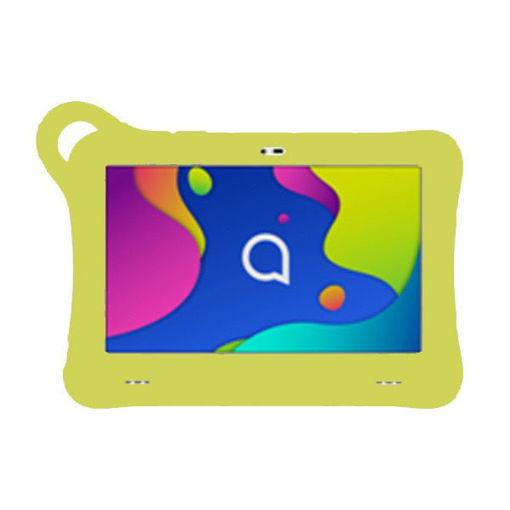 صورة ألكاتل جهاز لوحي للأطفال 7-إنش واي فاي 16 جيجا بايت أندرويد - أخضر