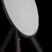 صورة بانج و أولفسن بيوبلاي إيه 9 مكبر صوت - أبيض مع ساق بلون الجوز