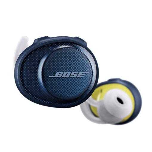 صورة بوز سماعة أذن لاسلكية - أزرق