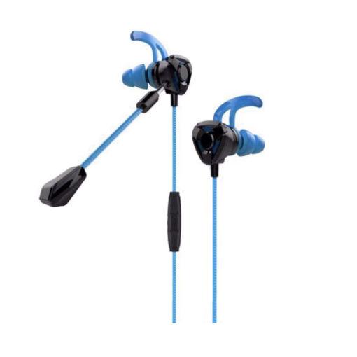 صورة موماكس  سماعة أذن للألعاب - أزرق
