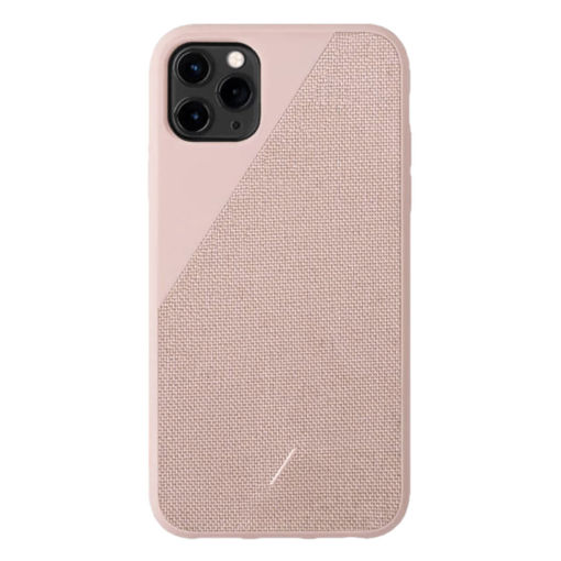Picture of Native Union Clic Canvas Case for iPhone 11 Pro - Rose