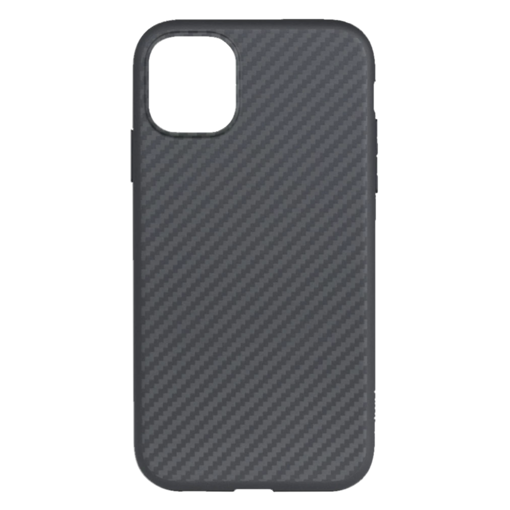Picture of Evutec Aer Karbon Case For iPhone 11 Pro Max With Afix + Mount - Black