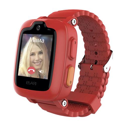 صورة إيلاري كيد فون 3 جي ساعة موبايل للأطفال - أحمر