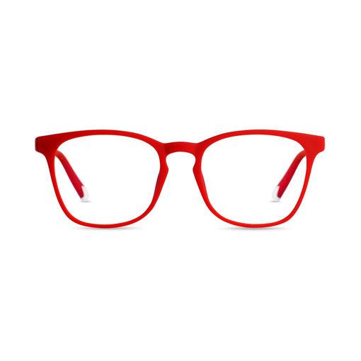 صورة بارنر  دالستون  نظارة للحمايه من أضرار الأشعة الزرقاء - احمر ياقوتى