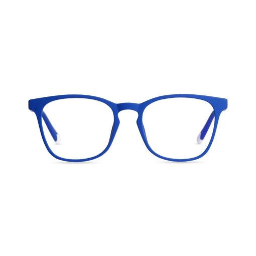 صورة  بارنرنظارة للحمايه من أضرار الأشعة الزرقاء - أزرق