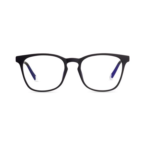 صورة بارنر نظارة  للحمايه من أضرار الأشعة الزرقاء - اسود