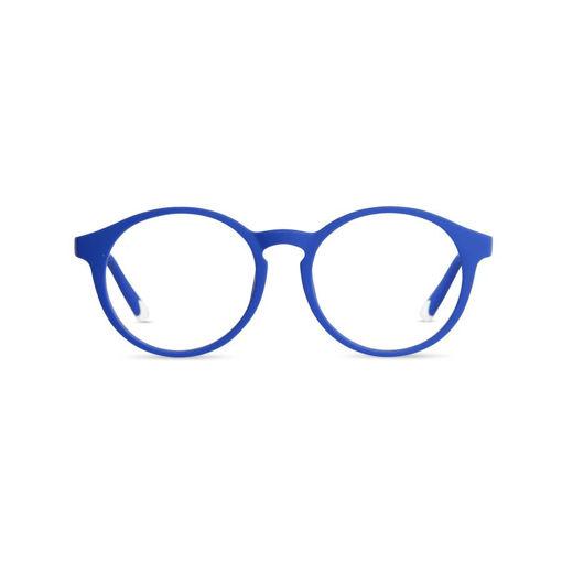 صورة بارنر نظارة  للحمايه من أضرار الأشعة الزرقاء - ازرق