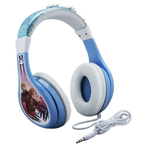 صورة آي هوم  سماعة  سلكية للأطفال - أزرق