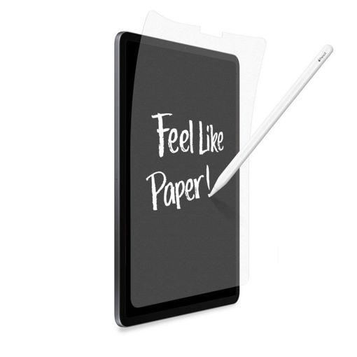 صورة توري حماية شاشة  تشبه ملمس الورق لأيباد برو 11 إنش 2020 - شفاف