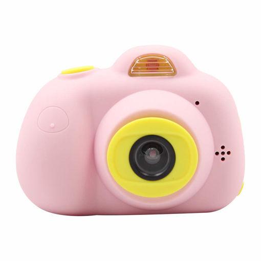 صورة ماي كام كاميرا رقمية صغيرة للأطفال - وردي