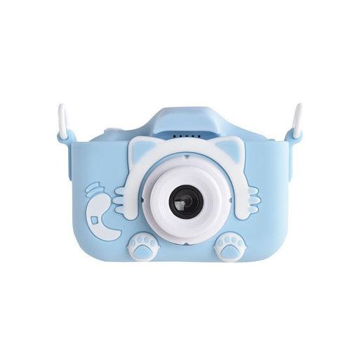 صورة ماي كام  كاميرا للأطفال للمرح - أزرق