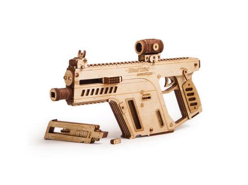 صورة وود ترك تصاميم خشبية بندقية هجومية