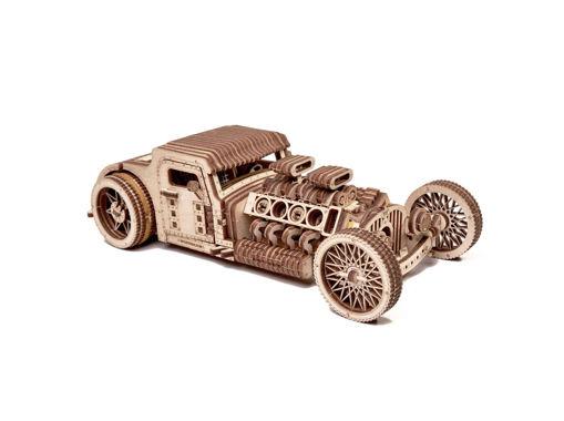 صورة وود ترك تصاميم خشبية سيارة كلاسيكية