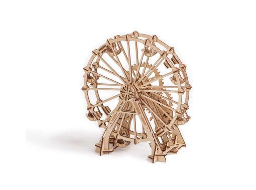 صورة وود ترك تصاميم خشبية لعبة الكرنفال