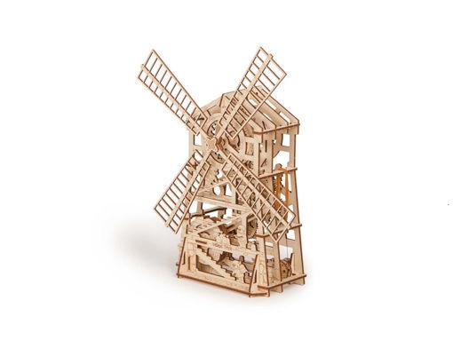 صورة وود ترك تصاميم خشبية طاحونة هوائية