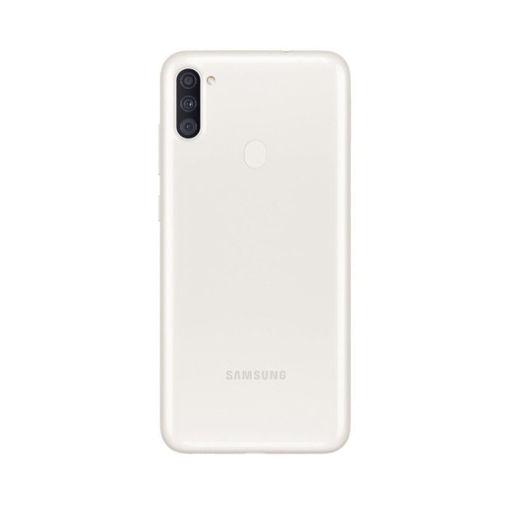 صورة سامسونج هاتف جالاكسي إية 11 32 جيجا - أبيض
