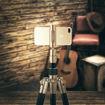 صورة موماكس برو 5 حامل ثلاثي للهاتف - روز جولد