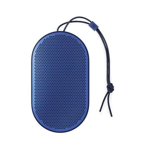 صورة بانج و أولفسن مكبر صوت لاسلكي بي 2 رويال - أزرق