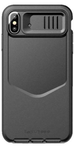 صورة تيك 21 إيفو ماكس كفر للأيفون إكس إس - أسود
