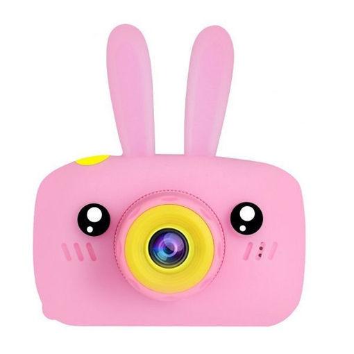 صورة ماي كام كاميرا صغيرة للأطفال 12 ميجا بيكسل إتش دي 1920*1080 - وردي