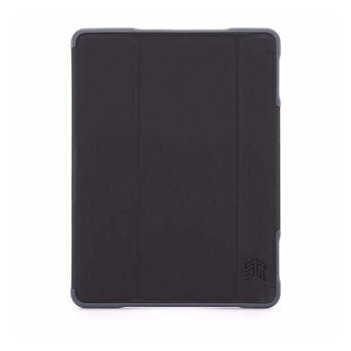 صورة إس تي إم دوكس بلس كفر لجهاز الآيباد برو 10.5 إنش - أسود